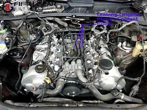Porsche Cayenne V8 Coolant Pipe Update