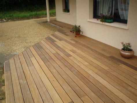 bois de terrasse ipe terrasse bois et bois exotique et ipe paysagiste 224 brest paysage cr 233 ation