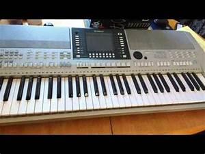 Yamaha Psr S710 : yamaha psr s710 p r stilus a g pb l youtube ~ Jslefanu.com Haus und Dekorationen