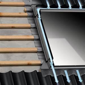 Dachfenster Mit Eindeckrahmen : velux d mm und anschluss set bdx fachgerechte d mmung am dachfenster ~ Orissabook.com Haus und Dekorationen