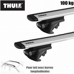 Barre De Toit Nissan Note : barres de toit thule pour volkswagen golf sportsvan break 5 portes a partir de 2014 barre de ~ Melissatoandfro.com Idées de Décoration
