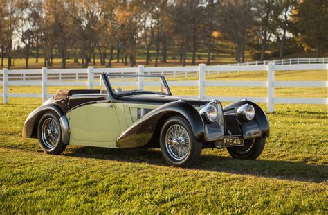 Mint 1937 Bugatti Type 57s, Expected To Fetch