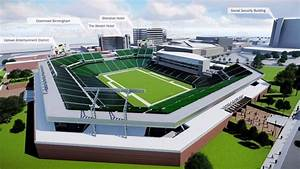 BJCC Master Plan Opts For Open Air Stadium Over A Dome