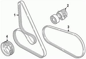 Chevrolet 350 Serpentine Belt Diagrams