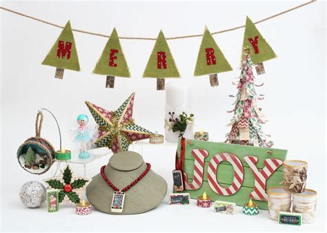 holiday crafts    sell cathie filian steve