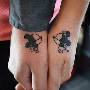 19 Adorable Disney Character Mickey and Minnie Mouse ...