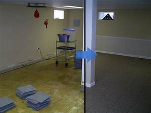 Finish basement walls without drywall and finishing for Finish basement walls without drywall