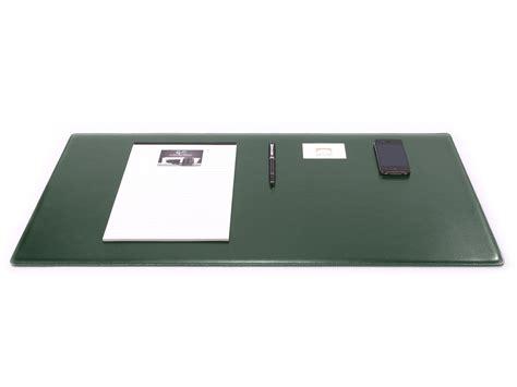 sous de bureau sous de bureau en cuir vert sm700