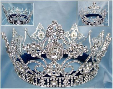 empire regal crown silver unisex full mens crown