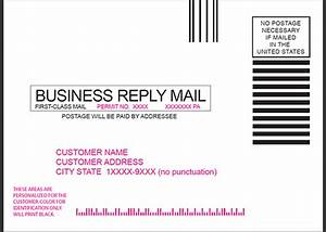 Usps business reply mail template getting started with for Usps business reply mail template