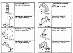 Ford Explorer  Timing  Sohc  Crank Position And Cam Shaft Position