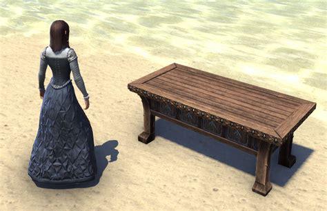 elder scrolls  high elf desk sturdy eso fashion