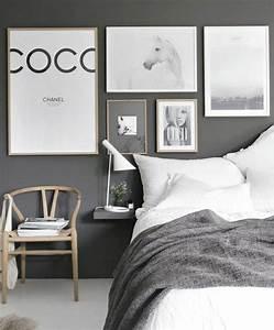 1001 Ides Pour Une Chambre Scandinave Style Linge De