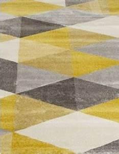 tapis de salon et tapis de salle a manger de 1ere qualite With tapis gris et jaune