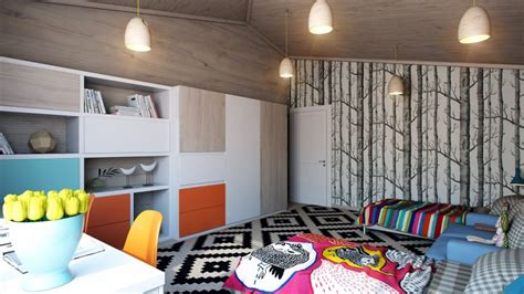 Crisp And Colorful Room Designs by Crisp And Colorful Room Designs