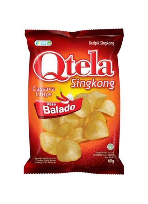 Maybe you would like to learn more about one of these? Qtela Keripik Singkong Balado Pck 60G   KlikIndomaret