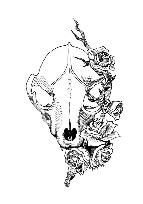 fox  elinbjorckdeviantartcom tattoo ideas animal