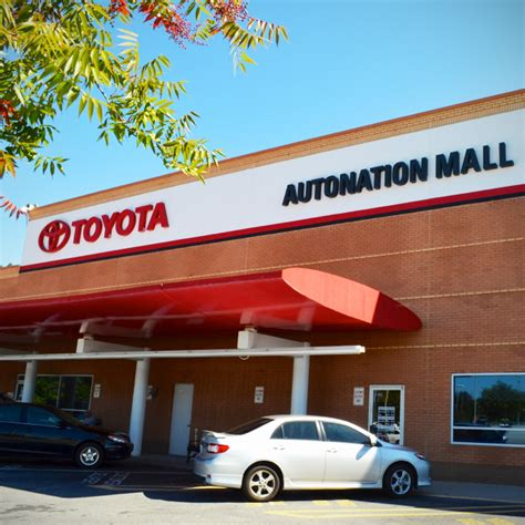 Mall Of Toyota by Autonation Toyota Mall Of In Buford Ga 770