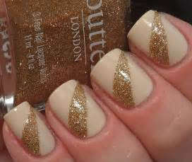 Golden nail arts i want to try stylebees