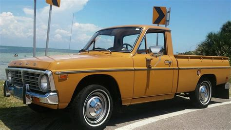 ford  sold  small truck called  courier