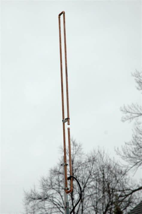 2 meter slim jim antenna kb9vbr j pole antennas authentic kb9vbr 2 meter vhf slim jim ham radio j pole base antenna 44 97 picclick