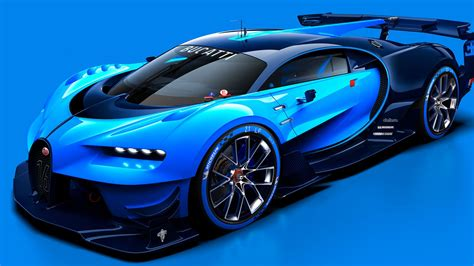 Bugati Car : The Bugatti Veyron Race Car We've Always Dreamed About Is