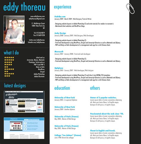 photoshop resume template classic professional resume template open resume templates