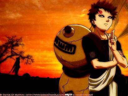 Gaara Naruto Wallpapers 3d Anime Suna Shippuden