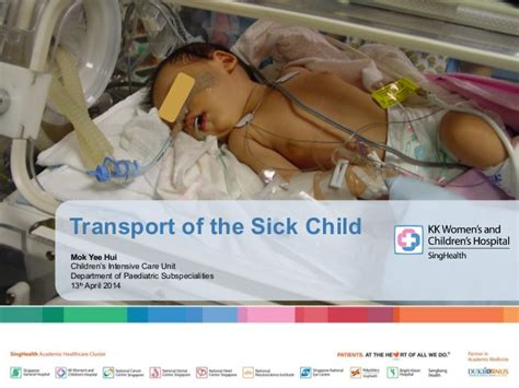 Transport Of The Sick Child