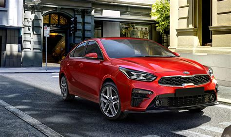 The covers were lifted off the 2022 kia k3, also badged as the forte and cerato in certain markets, three days ago in south korea. The 2018 new KIA Cerato sedan