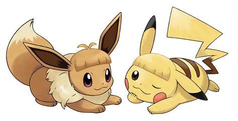 pokemon lets  pikachu  eevee trailer shows