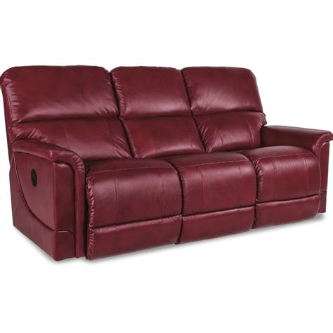 La Z Boy Sofa by La Z Boy Oscar Casual Reclining Sofa Rotmans Reclining