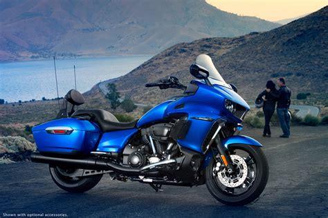 bagger yamaha eluderblueb motorcyclecom