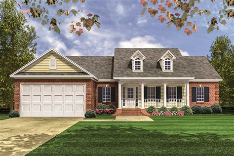 Family Friendly Country House by Family Friendly Country House Plan 5142mm