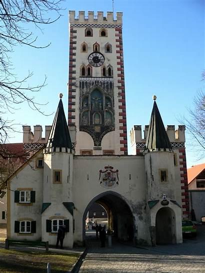 Landsberg Lech Wikipedia Frontal Wikimedia Commons Llocal