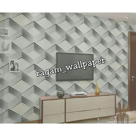 Wallpaper Dinding Klasik Elegan jual wallpaper dinding kamar ruang tamu minimalis modern