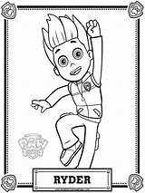 Paw Patrol Coloring Zuma Silhouette Pages Getdrawings sketch template