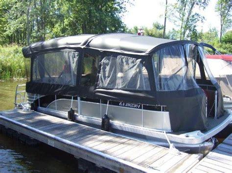 Boat Bumpers Ottawa by 2013 Bennington Pontoon Boat Trailer 20ft 2075gl