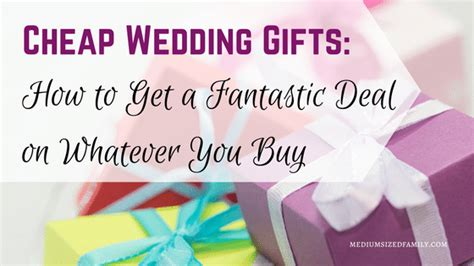 How To Find Amazing, Affordable Wedding Gifts On Any Registry