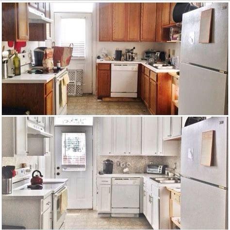 Before & After $387 Budget Kitchen Update  Hometalk