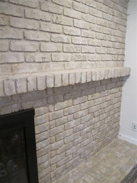 tutorial   paint   brick fireplace  brick