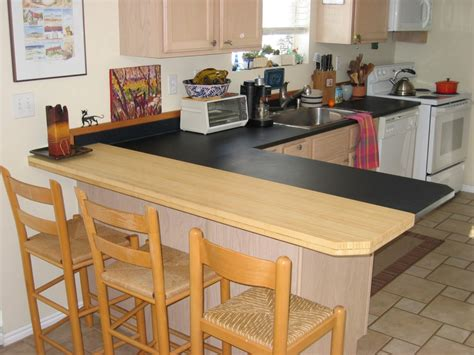 kitchen counter table design why the trend of a kitchen is becoming 4296