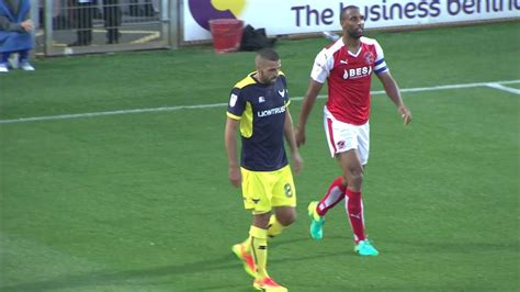 Fleetwood Town 2-0 Oxford United   Highlights - YouTube