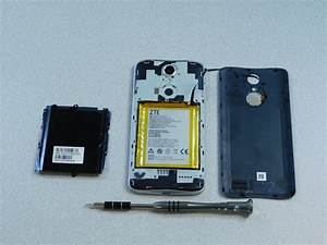 Zte Blade Spark Battery Replacement