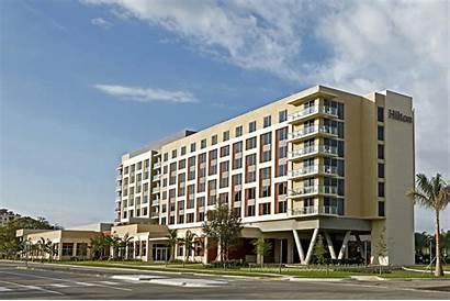Hilton Hotel Miami Resorts Outside Hotels Dadeland