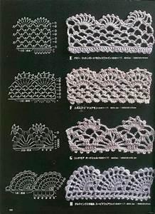 12 Crochet Borders And Edges  U22c6 Crochet Kingdom