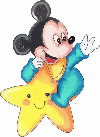 Cartoon Star Clipart Motorcycle Mickey Drawing Sketch