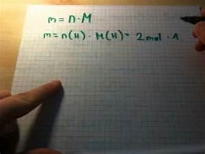 Chemie Mol Berechnen : umrechnen videolike ~ Themetempest.com Abrechnung