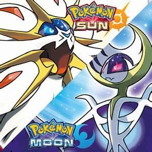 Pokemon Sun Moon GameSpot