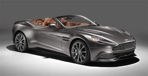 Aston Matin Car : 2014 Aston Martin Vanquish Volante By Q